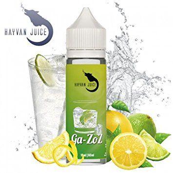 Ga-zoz - Hayvan Juice Aroma
