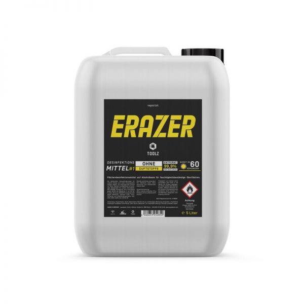 Vaporist Erazer Flächendesinfektionsmittel 5L Kanister