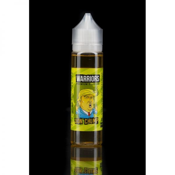 Warriors DON CHUMP 50ml - Pro Vape Liquid