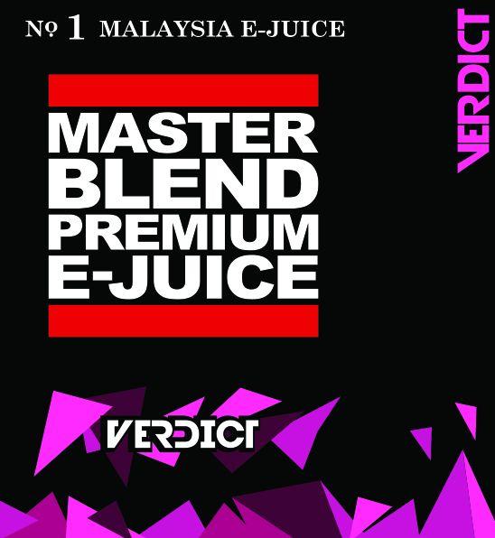 Master Blend Aroma - Premium E-Juice Verdict