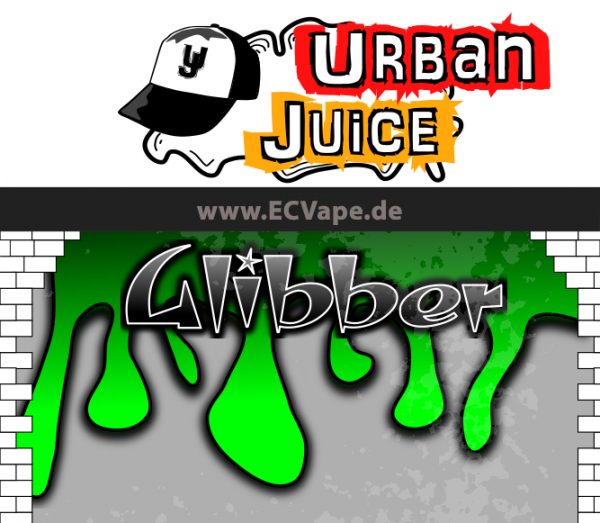 Glibber 10ml - Urban Juice