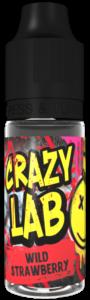 Wild Strawberry 10ml - Crazy Lab Aroma