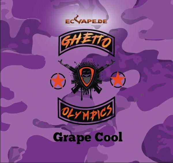 Grape Cool - Ghetto Olympics 10ml