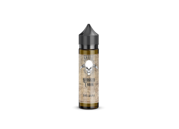 Skull - Nussiger Tabak 20ml Aroma