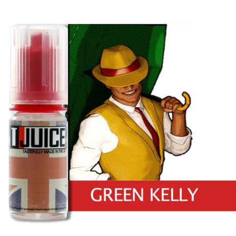 Aroma Green Kelly 10ml - T-Juice