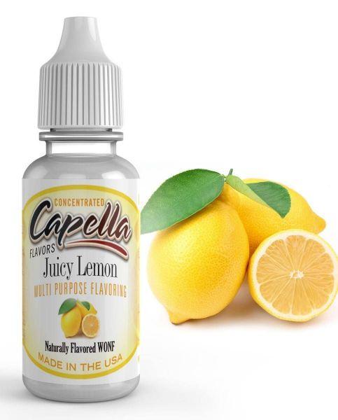 Capella Aroma Juicy Lemon 13ml