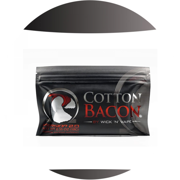 Cotton Bacon v2 - Baumwollwatte