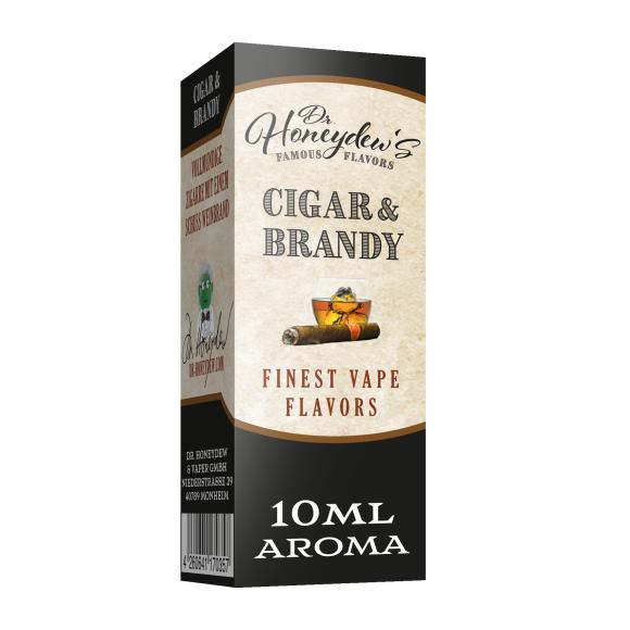 Dr. Honeydew - Cigar & Brandy Aroma 10ml