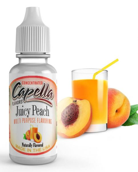 Capella Aroma Juicy Peach 13ml