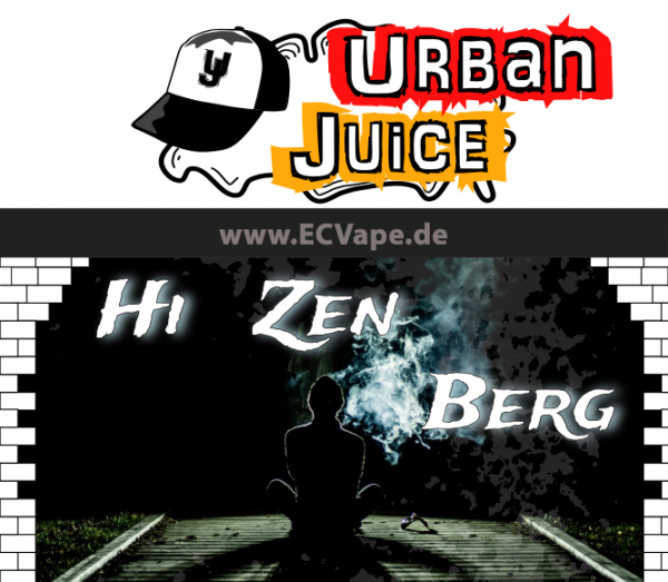 Hi Zen Berg 10ml - Urban Juice