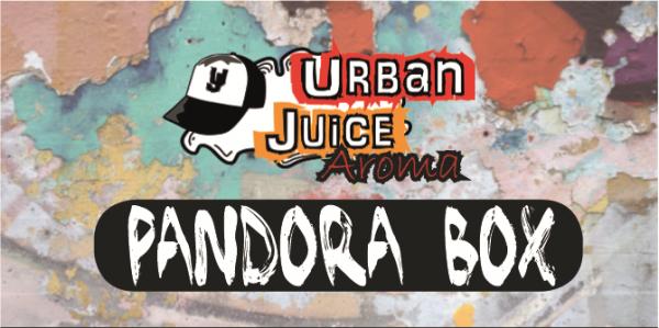 Pandora Box Aroma - Urban Juice