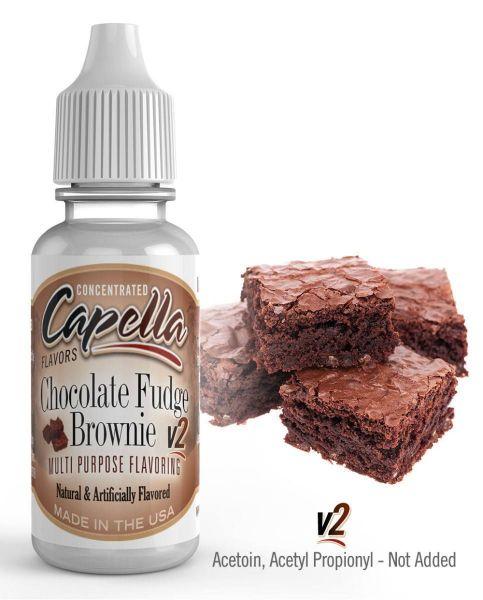 Capella Aroma Chocolate Fudge Brownie v2 13ml