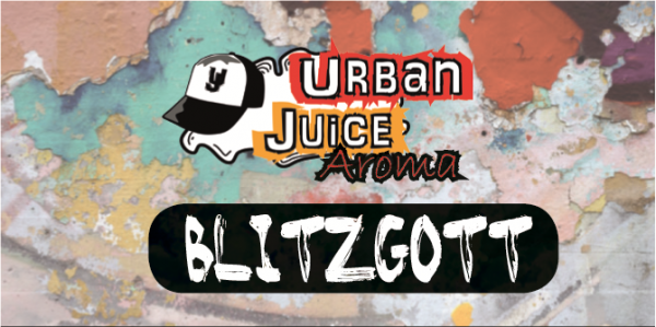 Blitzgott Aroma - Urban Juice