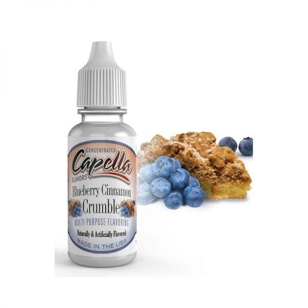 Capella Aroma Blueberry Cinnamon Crumble 13ml