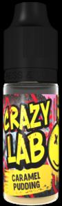 Caramel Pudding 10ml - Crazy Lab Aroma