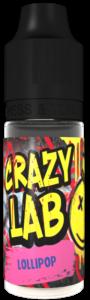 Lollipop 10ml - Crazy Lab Aroma