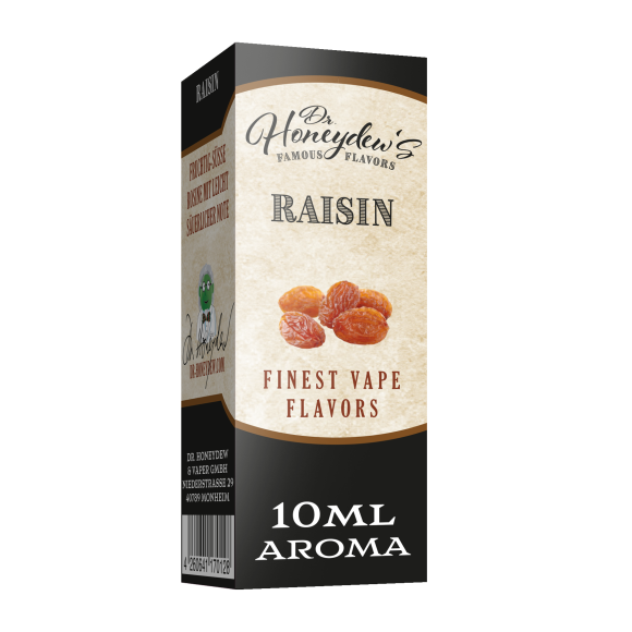 Dr. Honeydew - Raisin Aroma 10ml