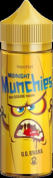 alles Banane! O.G. Bnana 100 ml - Midnight Munchies Vaporist Treibstoff