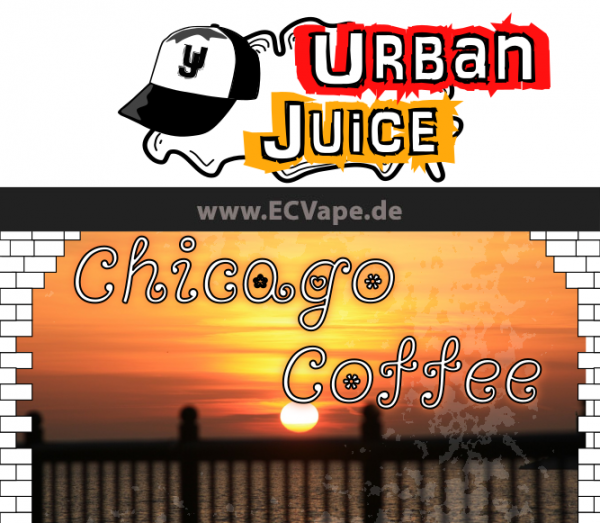 Chicago Coffee 10ml - Urban Juice