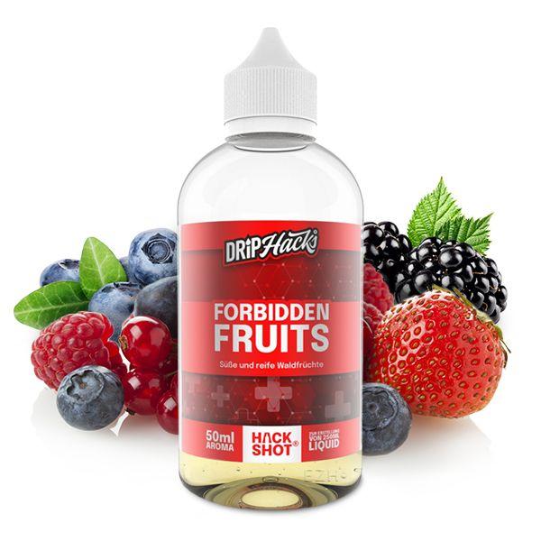 Drip Hacks FORBIDDEN FRUITS Hack Shot Aroma Longfill 50 ml