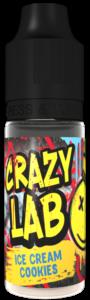 Ice Cream Cookies 10ml - Crazy Lab Aroma