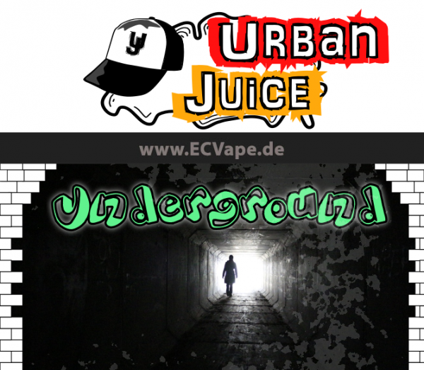 Underground 10ml - Urban Juice