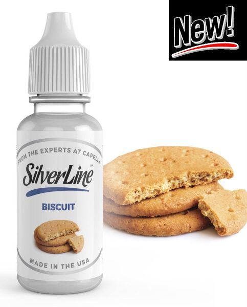 Capella SilverLine Aroma Biscuit 13ml