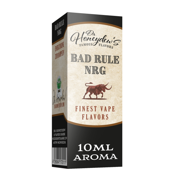 Dr. Honeydew - Bad Rule NRG Aroma 10ml