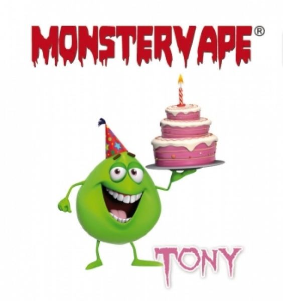 Tony 10ml - MonsterVape Aroma