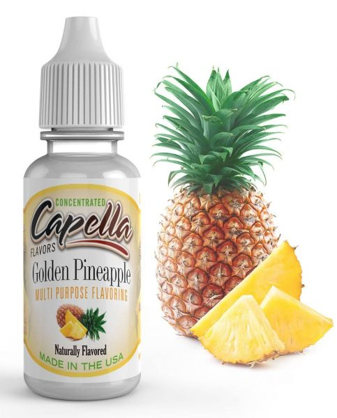 Capella Aroma Golden Pineapple 13ml