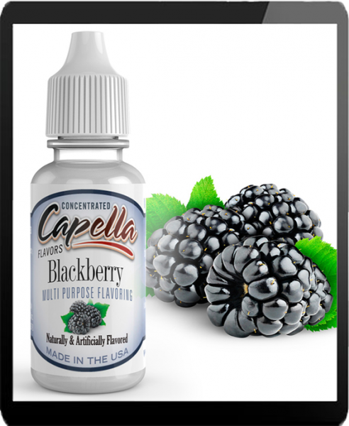 Capella Aroma Blackberry 13ml