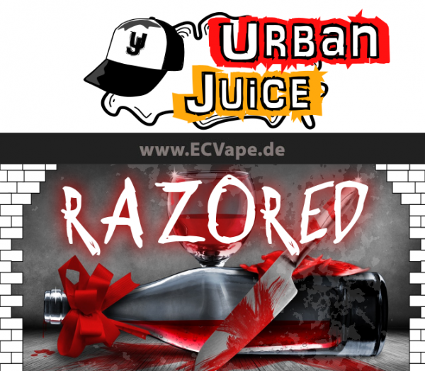 Razored 10ml - Urban Juice
