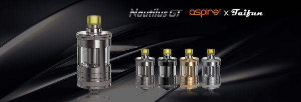 Aspire Nautilus GT MTL Verdampfer