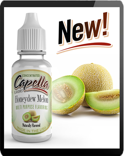Capella Aroma Honeydew Melon 13ml