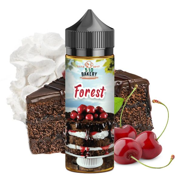 510 Bakery Forest Aroma 20ml