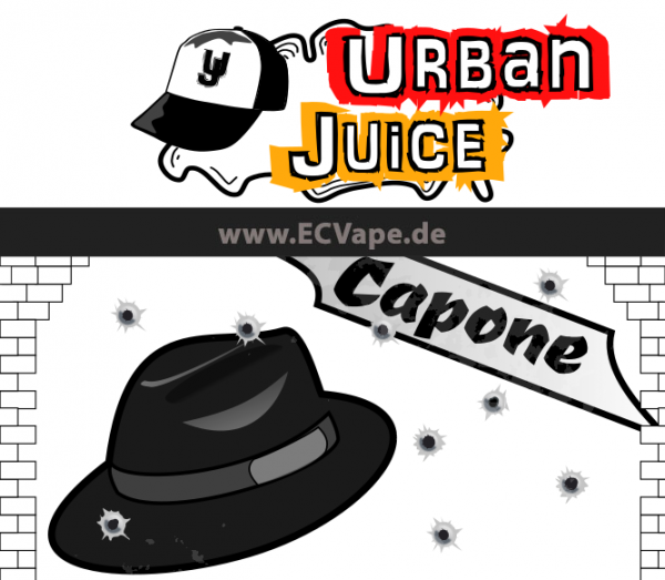 Capone 10ml - Urban Juice