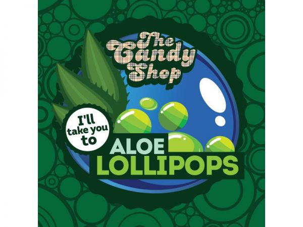 BIG MOUTH - Aroma Aloe Lollipops 10ml