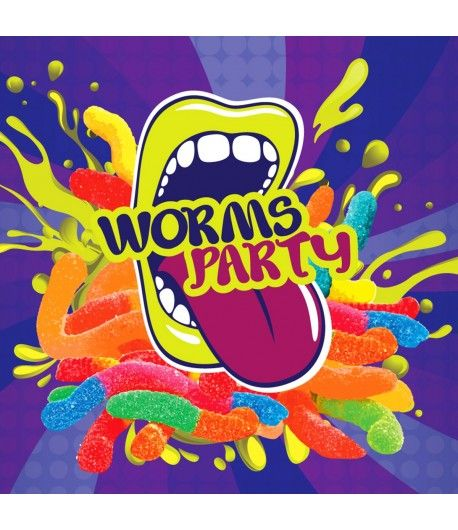 Big Mouth - Worms Party 10ml