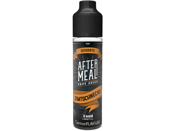 After Meal - Aroma Zimtschnecke 15ml