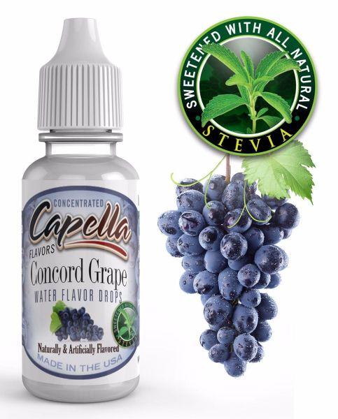 Capella Aroma Concord Grape with Stevia 13ml