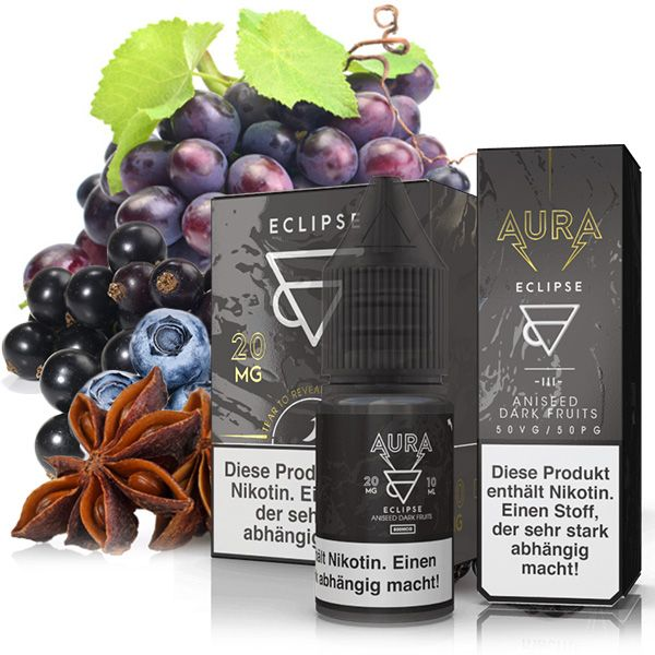 AURA ECLIPSE Nikotinsalz Liquid 10 ml / 20 mg