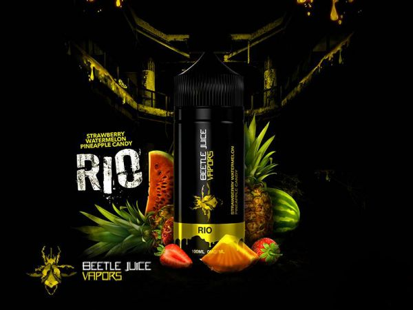 Rio (50ml) Plus - Beetle Juice Vapors