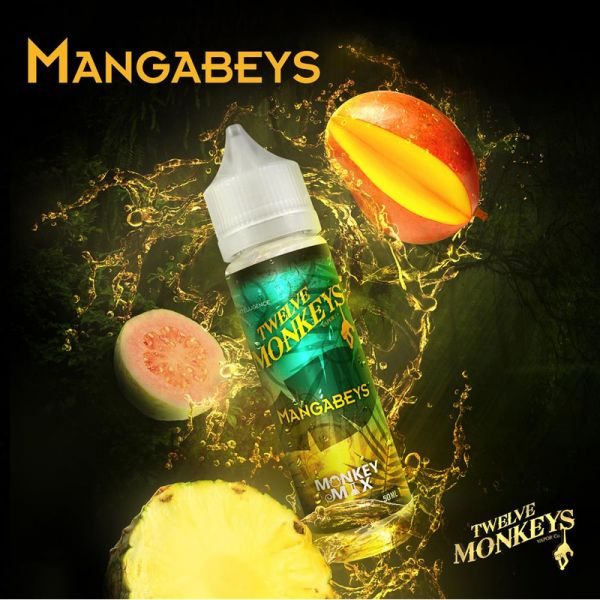 Mangabeys 50 ml - Twelve Monkeys
