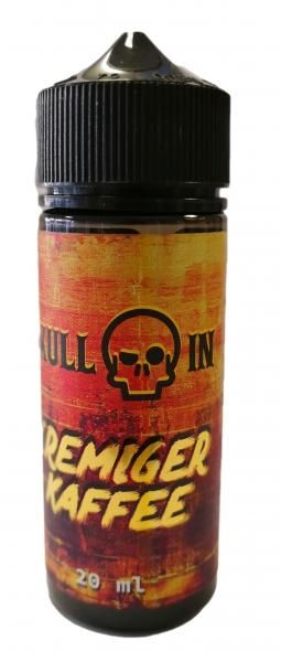 Skull - In Cremiger Kaffee 20ml