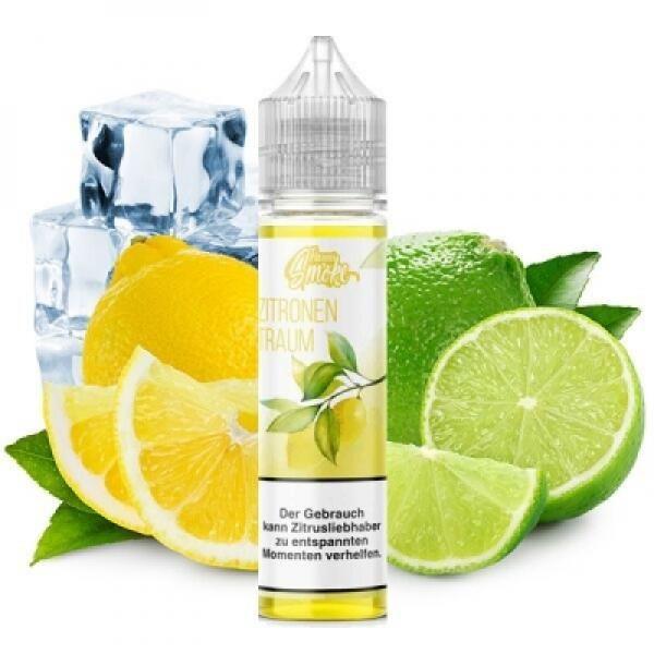 Flavour Smoke - Zitronen Traum Aroma 20ml