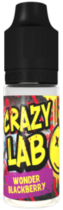 Wonder Blackberry 10ml - Crazy Lab Aroma