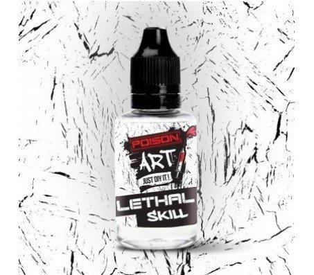 Lethal Skill 30ml Aroma - POISON ART