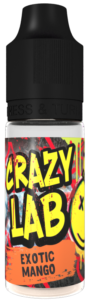 Exotic Mango 10ml - Crazy Lab Aroma