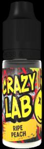Ripe Peach 10ml - Crazy Lab Aroma