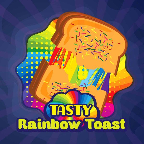 Big Mouth - Rainbow Toast 10ml
